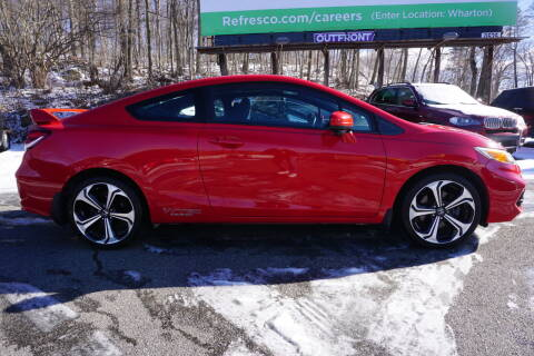 2014 Honda Civic for sale at Bloom Auto in Ledgewood NJ