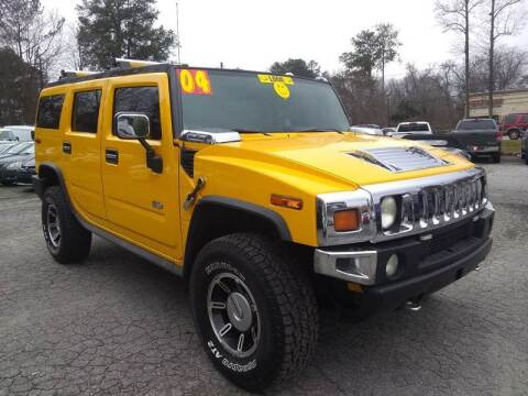 2004 HUMMER H2 for sale at Import Plus Auto Sales in Norcross GA