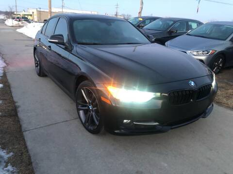 2013 BMW 3 Series for sale at Wyss Auto in Oak Creek WI