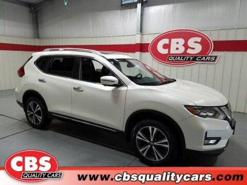 2017 Nissan Rogue for sale at CBS Quality Cars in Durham NC