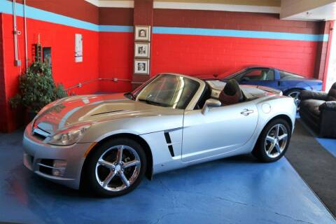 2007 Saturn SKY for sale at JT AUTO in Parma OH