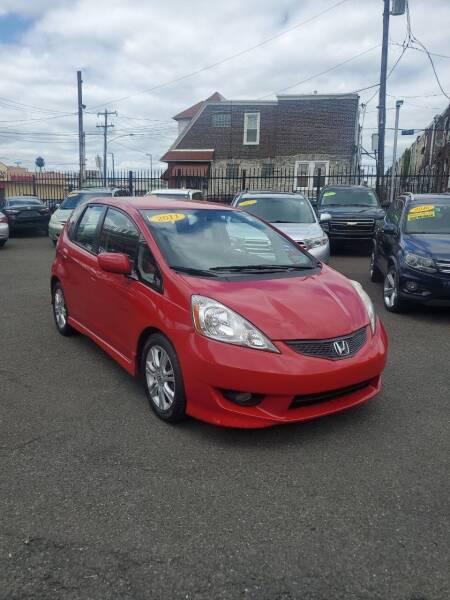2011 Honda Fit for sale at Key & V Auto Sales in Philadelphia PA