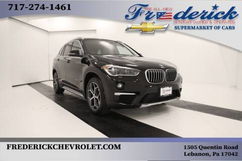 2017 BMW X1 for sale at Lancaster Pre-Owned in Lancaster PA