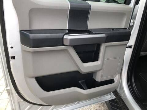 2019 Ford F-150 for sale at Herman Jenkins Used Cars in Union City TN