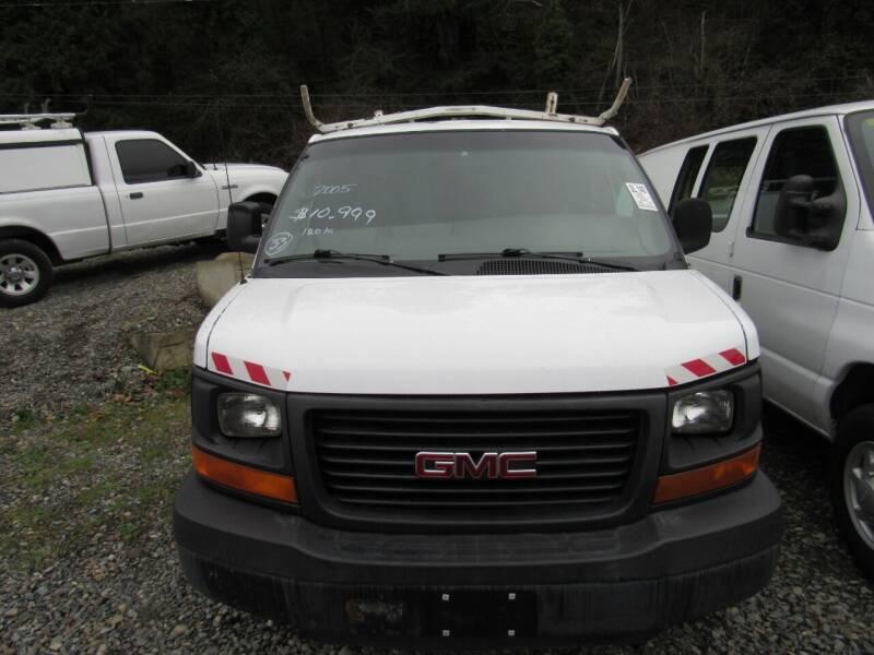2005 GMC Savana Cargo for sale at Royal Auto Sales, LLC in Algona WA