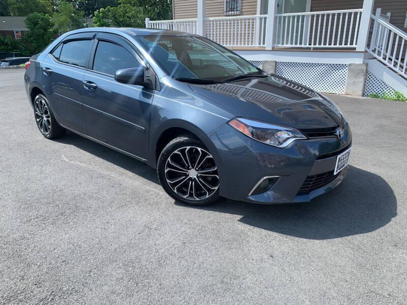 2016 Toyota Corolla for sale at PRNDL Auto Group in Irvington NJ