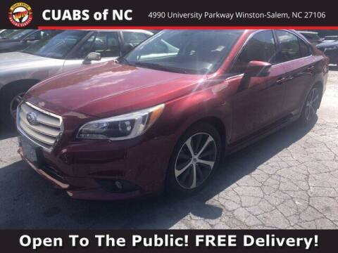 2016 Subaru Legacy for sale at Summit Credit Union Auto Buying Service in Winston Salem NC