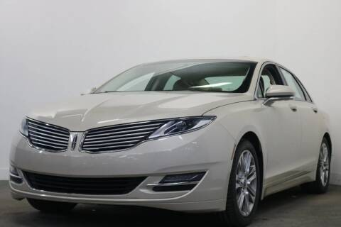 2014 Lincoln MKZ Hybrid for sale at Clawson Auto Sales in Clawson MI