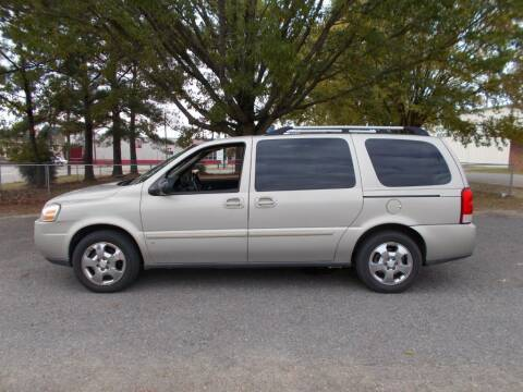 2008 Chevrolet Uplander for sale at A & P Automotive in Montgomery AL