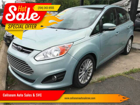 2013 Ford C-MAX Hybrid for sale at Coliseum Auto Sales & SVC in Charlotte NC