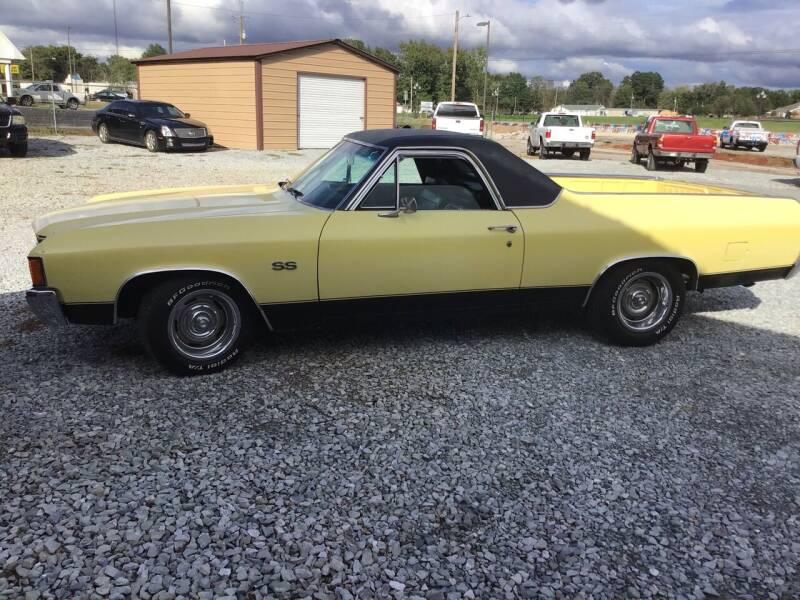 1972 Chevrolet El Camino for sale at K & E Auto Sales in Ardmore AL