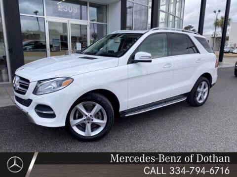 2018 Mercedes-Benz GLE for sale at Mike Schmitz Automotive Group in Dothan AL