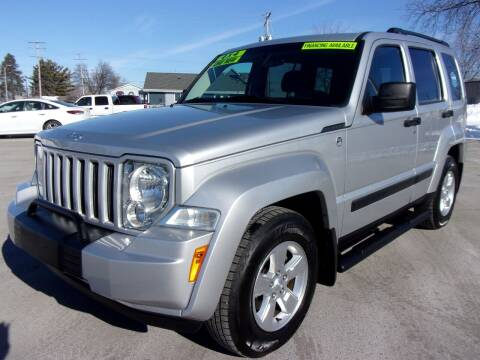 2012 Jeep Liberty for sale at Ideal Auto Sales, Inc. in Waukesha WI