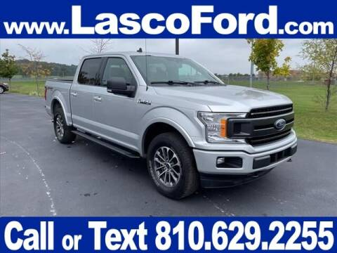 2019 Ford F-150 for sale at Lasco of Grand Blanc in Grand Blanc MI