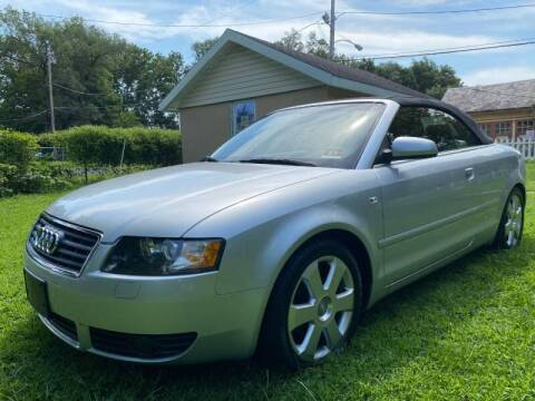 2006 Audi A4 for sale at Professionals Auto Sales in Philadelphia PA