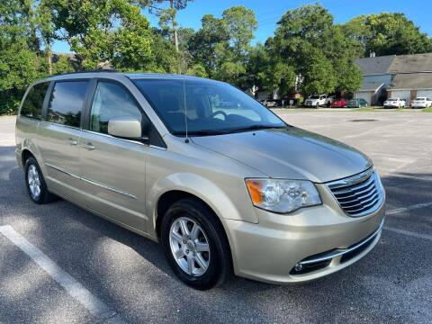 2011 Chrysler Town and Country for sale at Asap Motors Inc in Fort Walton Beach FL