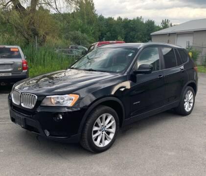 2014 BMW X3 for sale at CAR SPOT INC in Philadelphia PA