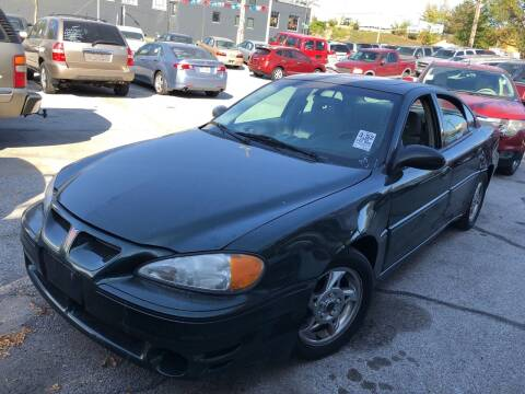 2003 Pontiac Grand Am for sale at Sonny Gerber Auto Sales in Omaha NE