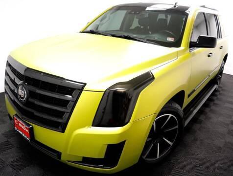 2015 Cadillac Escalade ESV for sale at CarNova in Stafford VA