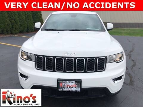 2017 Jeep Grand Cherokee for sale at Rino's Auto Sales in Celina OH