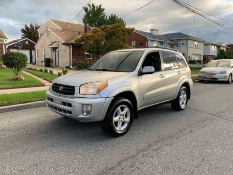 2003 Toyota RAV4 for sale at Reis Motors LLC in Lawrence NY