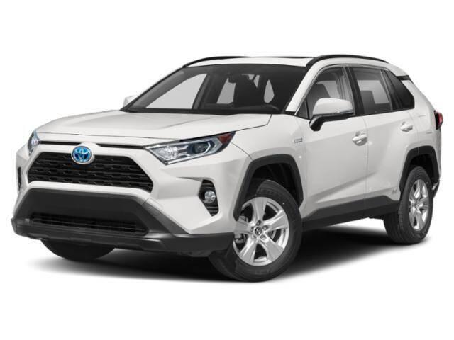 2021 Toyota RAV4 Hybrid for sale in Westbury, NY