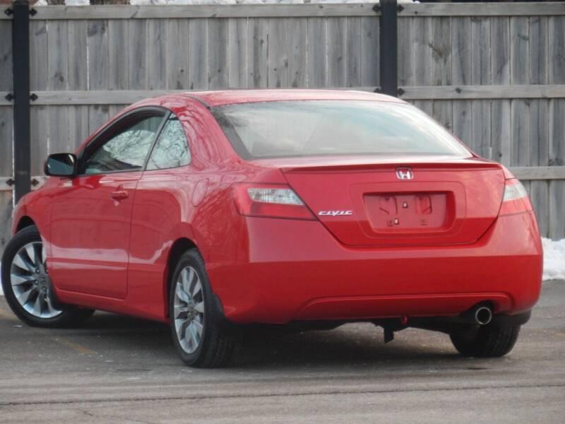 2010 Honda Civic for sale at Moto Zone Inc in Melrose Park IL