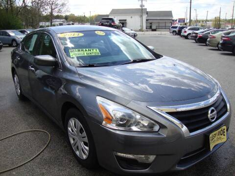 2014 Nissan Altima for sale at Easy Ride Auto Sales Inc in Chester VA