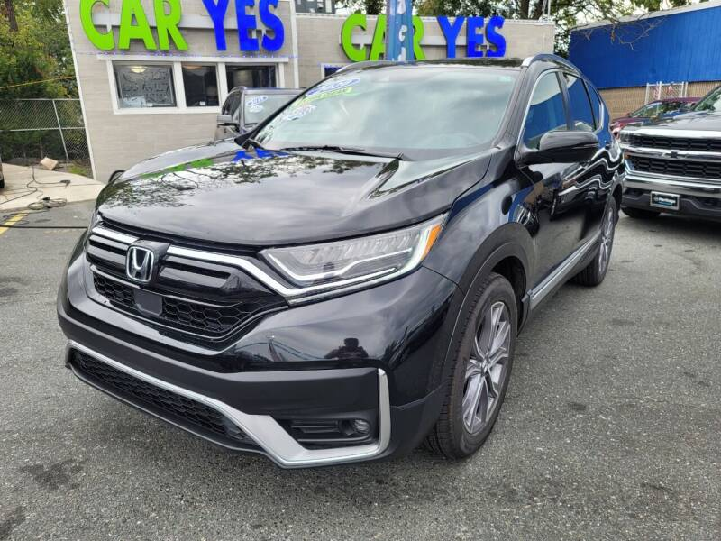 2020 Honda CR-V for sale at Car Yes Auto Sales in Baltimore MD