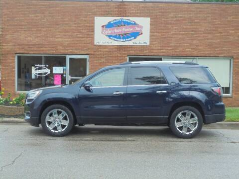 2017 GMC Acadia Limited for sale at Eyler Auto Center Inc. in Rushville IL