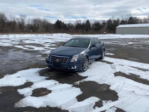2009 Cadillac CTS for sale at Caruzin Motors in Flint MI