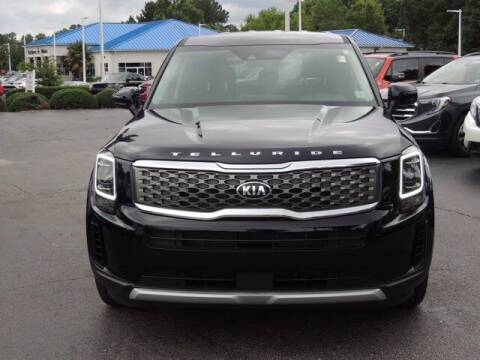 2020 Kia Telluride for sale at Auto Finance of Raleigh in Raleigh NC