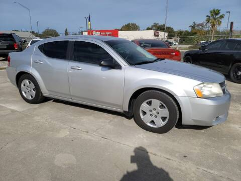 2010 Dodge Avenger for sale at Warren's Auto Sales, Inc. in Lakeland FL