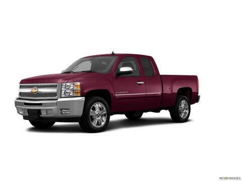 2013 Chevrolet Silverado 1500 for sale at PATRIOT CHRYSLER DODGE JEEP RAM in Oakland MD