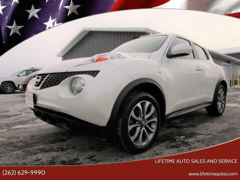 2011 Nissan JUKE for sale at Lifetime Auto Sales and Service in West Bend WI