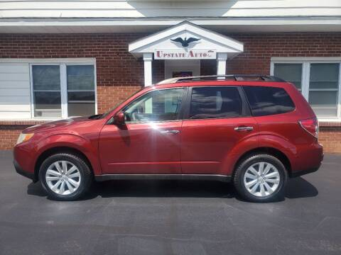 2013 Subaru Forester for sale at UPSTATE AUTO INC in Germantown NY