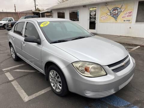 2009 Chevrolet Cobalt for sale at Robert Judd Auto Sales in Washington UT
