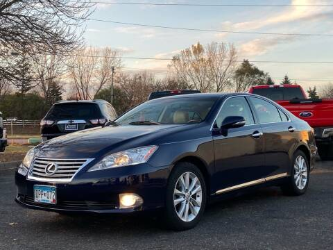 2011 Lexus ES 350 for sale at North Imports LLC in Burnsville MN
