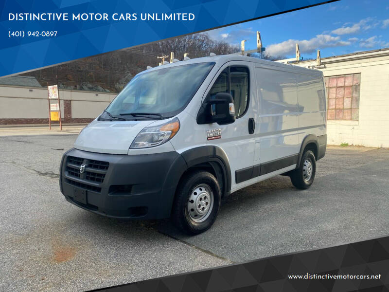 2015 RAM ProMaster Cargo for sale at DISTINCTIVE MOTOR CARS UNLIMITED in Johnston RI
