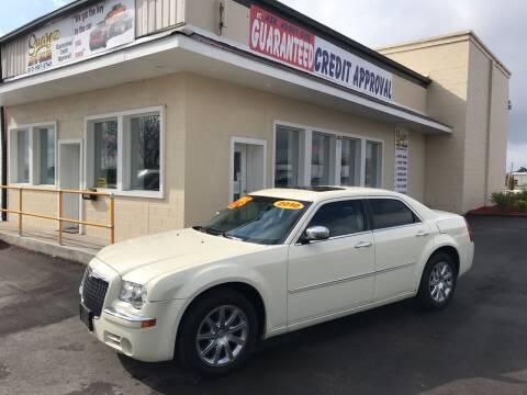 2010 Chrysler 300 for sale at Suarez Auto Sales in Port Huron MI