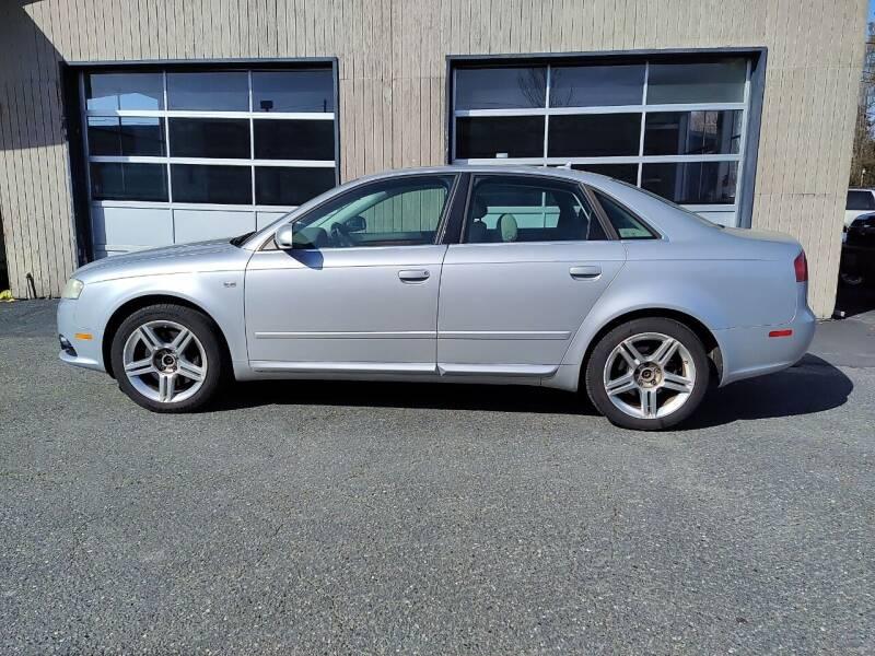 2008 Audi A4 for sale at Westside Motors in Mount Vernon WA