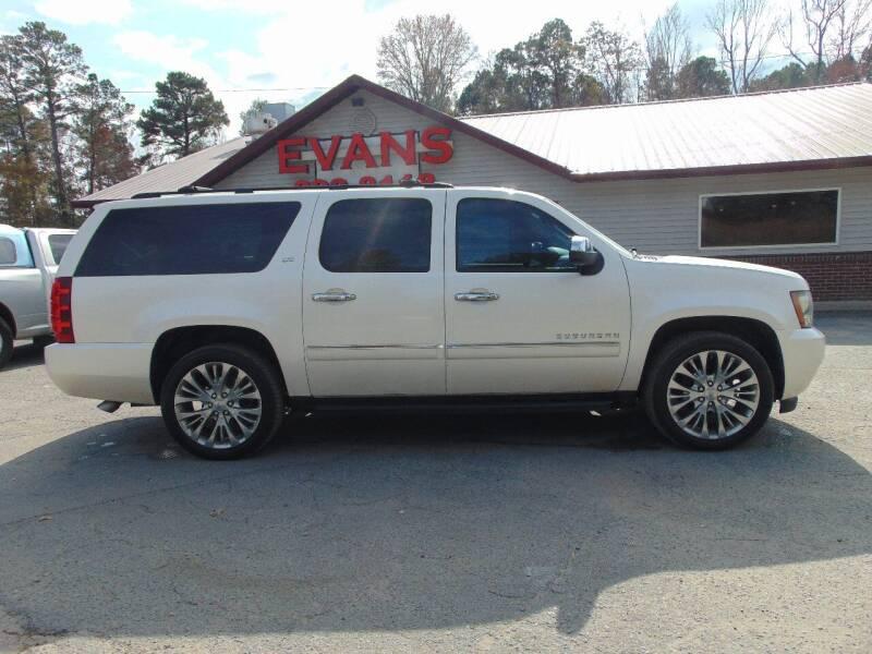 2011 Chevrolet Suburban for sale at Evans Motors Inc in Little Rock AR