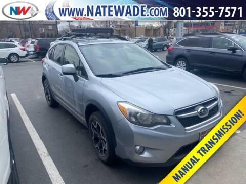 2013 Subaru XV Crosstrek for sale at NATE WADE SUBARU in Salt Lake City UT