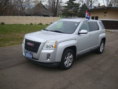 2012 GMC Terrain for sale at MOTORAMA INC in Detroit MI