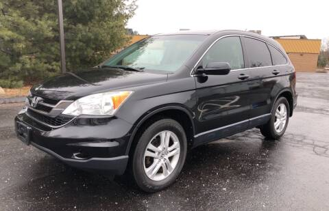 2010 Honda CR-V for sale at Branford Auto Center in Branford CT