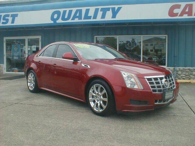 2013 Cadillac CTS for sale at Dick Vlist Motors, Inc. in Port Orchard WA