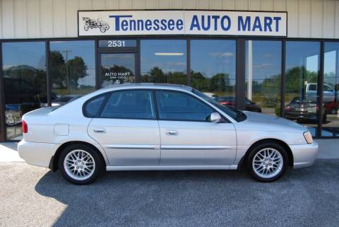 2003 Subaru Legacy for sale at Tennessee Auto Mart Columbia in Columbia TN