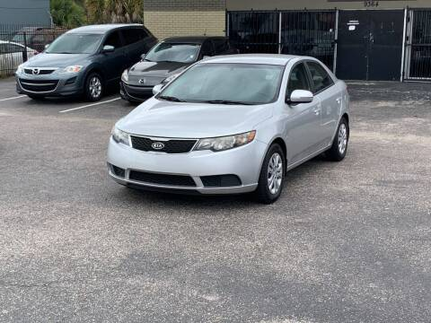 2011 Kia Forte for sale at GREAT DEAL AUTO in Tampa FL
