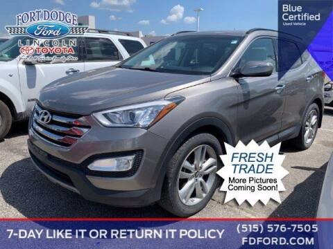 2014 Hyundai Santa Fe Sport for sale at Fort Dodge Ford Lincoln Toyota in Fort Dodge IA