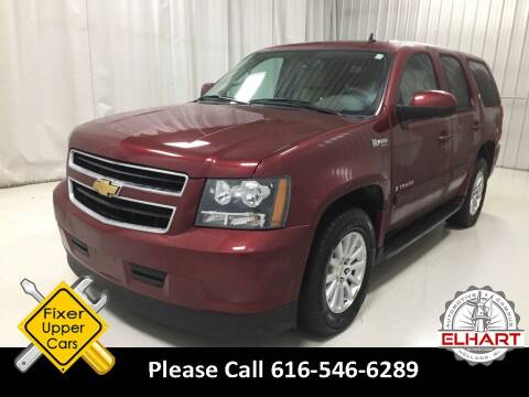 2009 Chevrolet Tahoe for sale at Elhart Automotive Campus in Holland MI